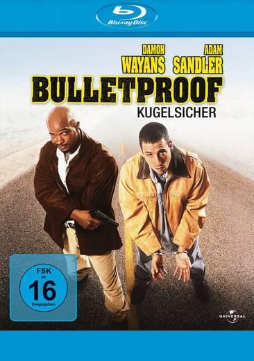 blu-ray Bulletproof - Kugelsicher FSK: 16