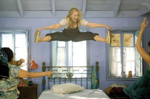 blu-ray Mamma Mia! - Der Film FSK: 0