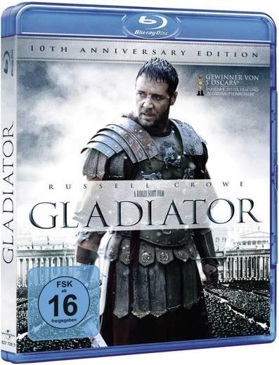 blu-ray Gladiator (10th Anniversary Edition) FSK: 16
