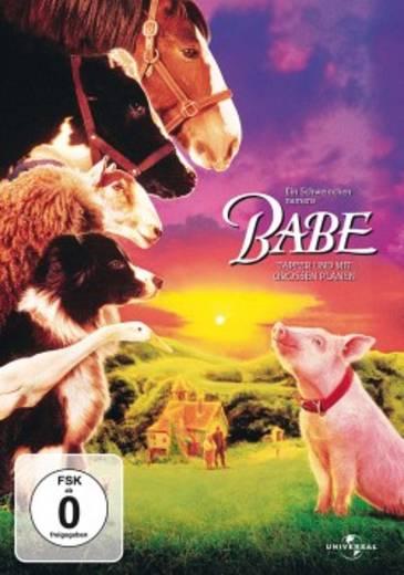 DVD Ein Schweinchen namens Babe FSK: 0