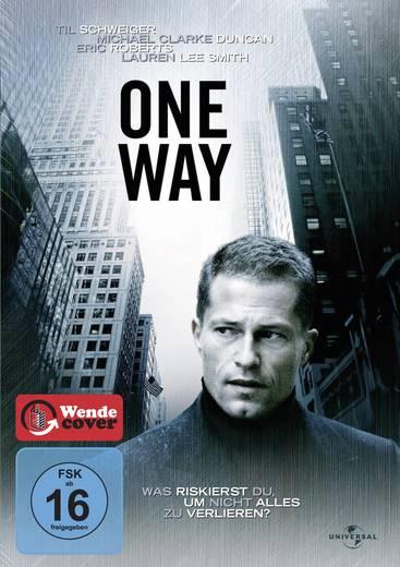 DVD One Way Spielfilm FSK: 16