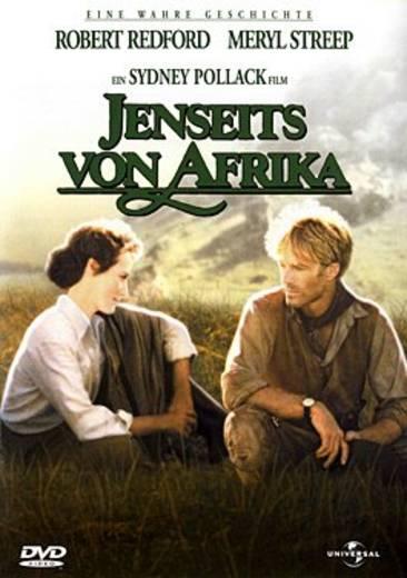 DVD Jenseits von Afrika FSK: 12