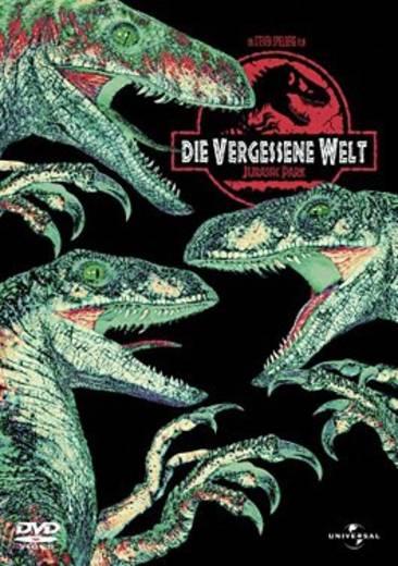 DVD Die vergessene Welt - Jurassic Park FSK: 12