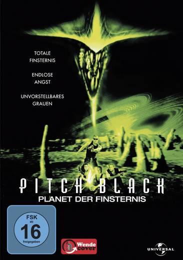 DVD Pitch Black - Planet der Finsternis FSK: 16