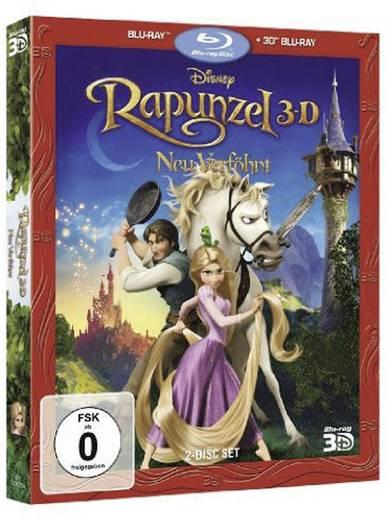 Rapunzel - Neu verföhnt (+ 3D Blu-ray)