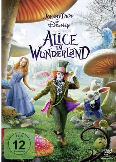 DVD Alice im Wunderland FSK: 12