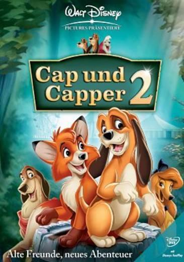 DVD Cap und Capper 2 FSK: 0
