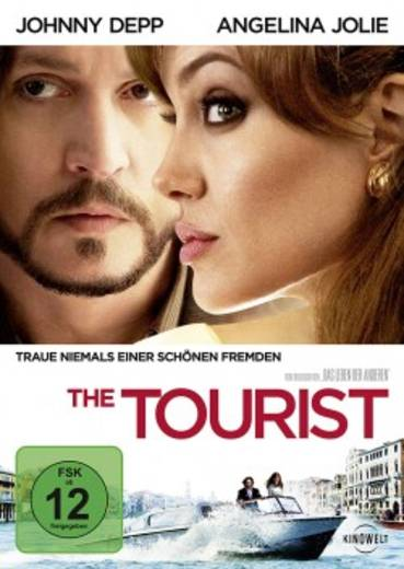 DVD The Tourist