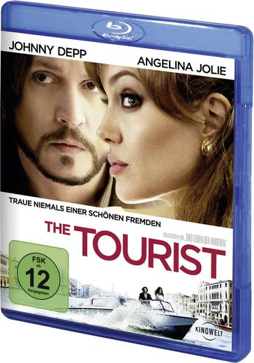 Blu-ray The Tourist