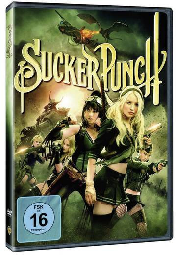DVD Sucker Punch FSK: 16