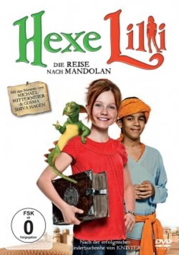 DVD Hexe Lilli Die Reise nach Mandolan FSK: 0