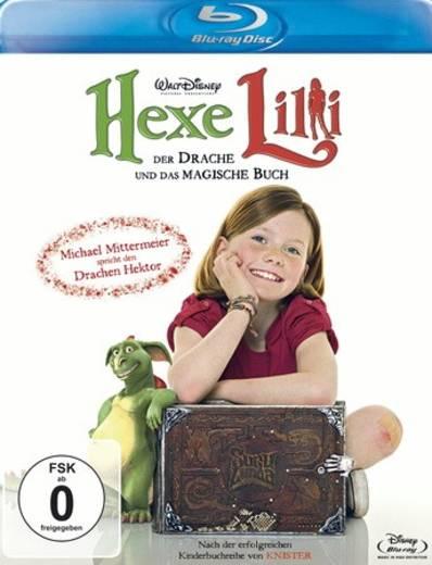 blu-ray Hexe Lilli Der Drache und das magische Buch FSK: 0