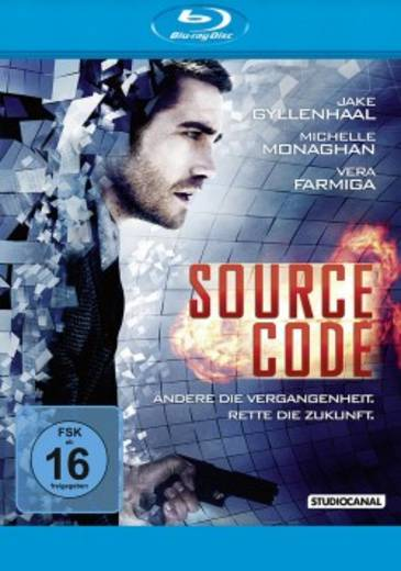 blu-ray Source Code FSK: 16