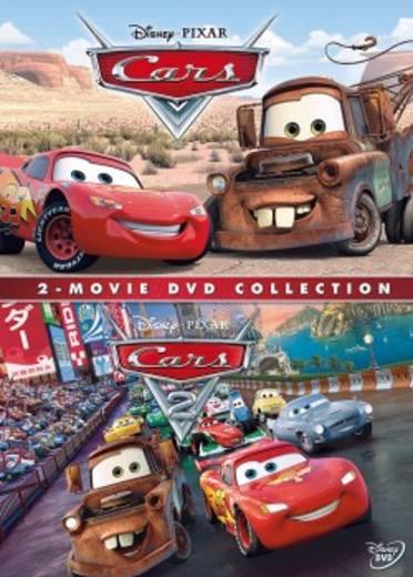 DVD Cars 1+2 FSK: 0