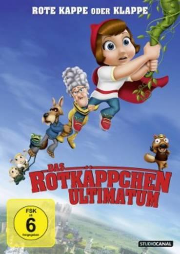 DVD Das Rotkäppchen-Ultimatum FSK: 6