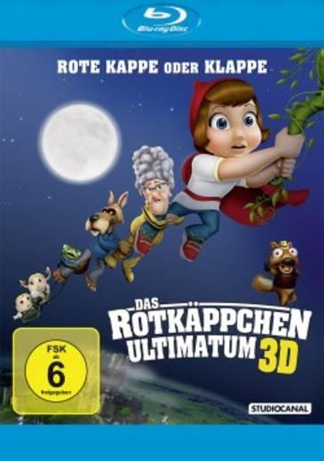blu-ray 3D Das Rotkäppchen-Ultimatum FSK: 6