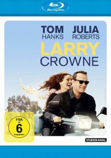 blu-ray Larry Crowne FSK: 6