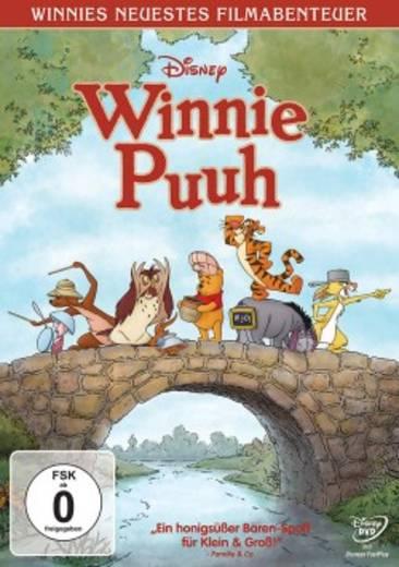 DVD Winnie Puuh FSK: 0
