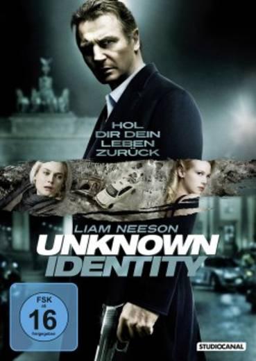 DVD Unknown Identity FSK: 16