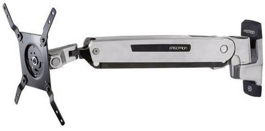 "Ergotron Interaktiver Arm, LD 38 - 106,7 cm (15"" - 42"") Schwarz/Silber"