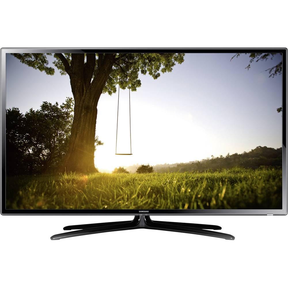 led tv 138 cm 55 samsung ue55f6170ssxzg analogue dvb t a im conrad online shop 402436. Black Bedroom Furniture Sets. Home Design Ideas
