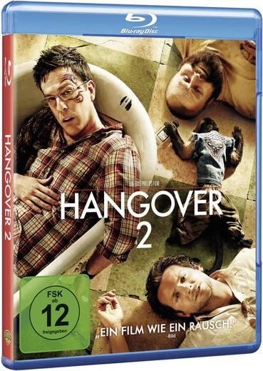 blu-ray Hangover 2 FSK: 12