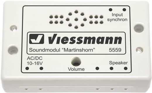 Soundmodul Martinshorn Fertigbaustein Viessmann 5559