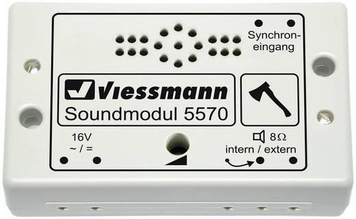 Soundmodul Holzhacker Fertigbaustein Viessmann 5570