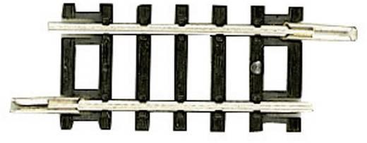 N Fleischmann Gleis (ohne Bettung) 22206 Gerades Gleis 33.6 mm