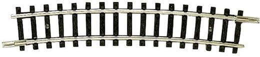 N Fleischmann Gleis (ohne Bettung) 22225 Gebogenes Gleis 15 ° 329 mm