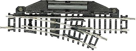 N Fleischmann Gleis (ohne Bettung) 22255 Weiche, rechts 104.2 mm