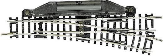 N Fleischmann Gleis (ohne Bettung) 22267 Weiche, rechts 112.6 mm 15 ° 362.6 mm
