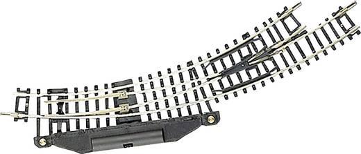 N Fleischmann Gleis (ohne Bettung) 22273 Bogenweiche, elektrisch, links