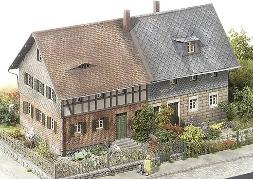MBZ 16072 Z Doppelhaus Bausatz