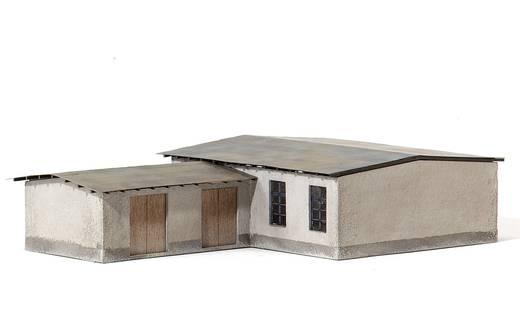 Z MBZ Werkstatt, Bausatz