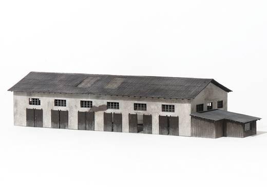 Z MBZ Werkshalle, Bausatz