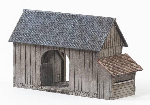 MBZ 10069 H0 Torhäuschen mit Bienenhaus