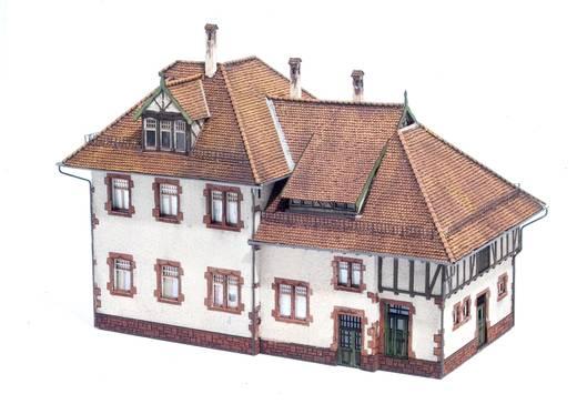 MBZ 10114 H0 Wohnhaus Lenzkirch