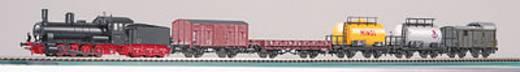 Piko H0 57120 H0 Start-Set Dampflok G7 + 5 Güterwagen