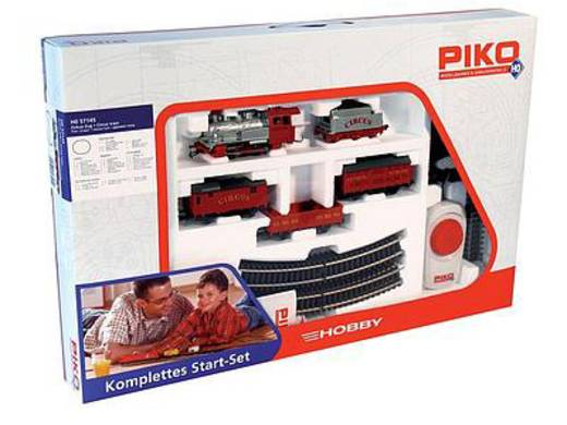 Piko H0 57145 H0 Start-Set Zirkus-Zug, analog