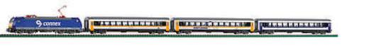 Piko H0 57180 H0 Start-Set Connex BR 185 +3 Personenw.
