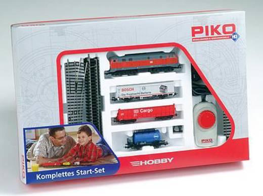 Piko H0 57151 H0 Start-Set Diesellok BR 218 +3 Güterw.