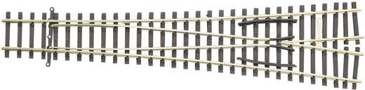 TT Tillig Gleis (ohne Bettung) 83380 Außenbogenweiche 167 mm