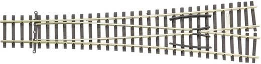 TT Tillig Gleis (ohne Bettung) Außenbogenweiche 208 mm