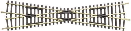 TT Tillig Gleis (ohne Bettung) 83161 Kreuzung 166 mm