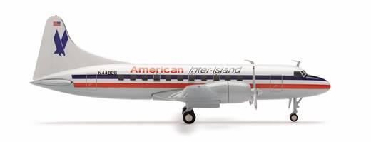 Luftfahrzeug 1:200 Herpa CV-440 American Inter-Island 552486