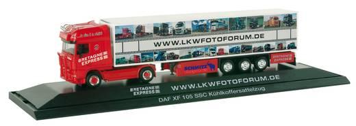 H0 DAF XF 105 Kühlkoffer-Satterlzug LKWFOTOFORUM.DE