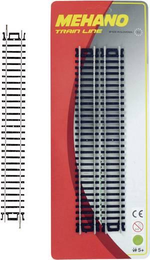 Mehano 30851 H0 4er Set gerades Gleis