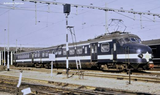 Piko H0 57370 H0 Elektro-Triebzug Hondekop der NMBS Wechselstrom