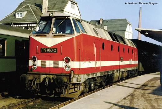 Piko H0 59930 H0 Diesellok BR 119 der DR BR 119 DR, Spitzenlicht oben